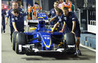 Sauber - Formel 1 - GP Singapur - 17. September 2015