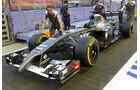 Sauber - Formel 1 - GP Singapur - 18. September 2014