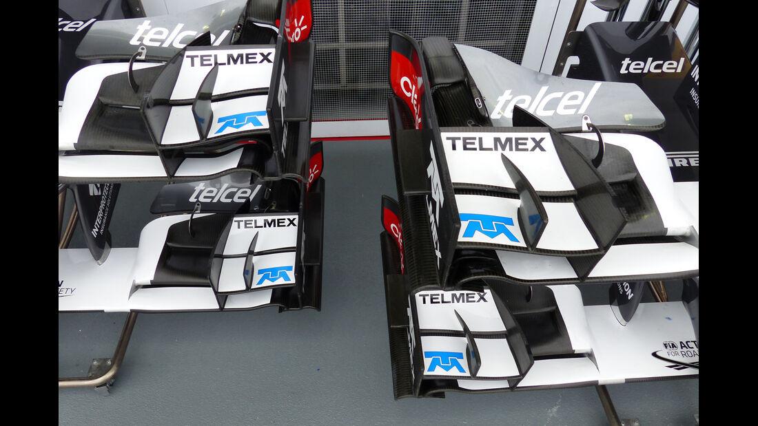 Sauber - Formel 1 - GP Singapur - 20. September 2014
