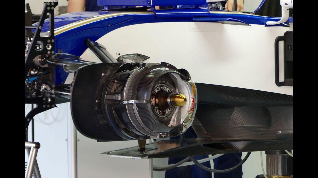 Sauber - Formel 1 - GP Spanien - 10.Mai 2017