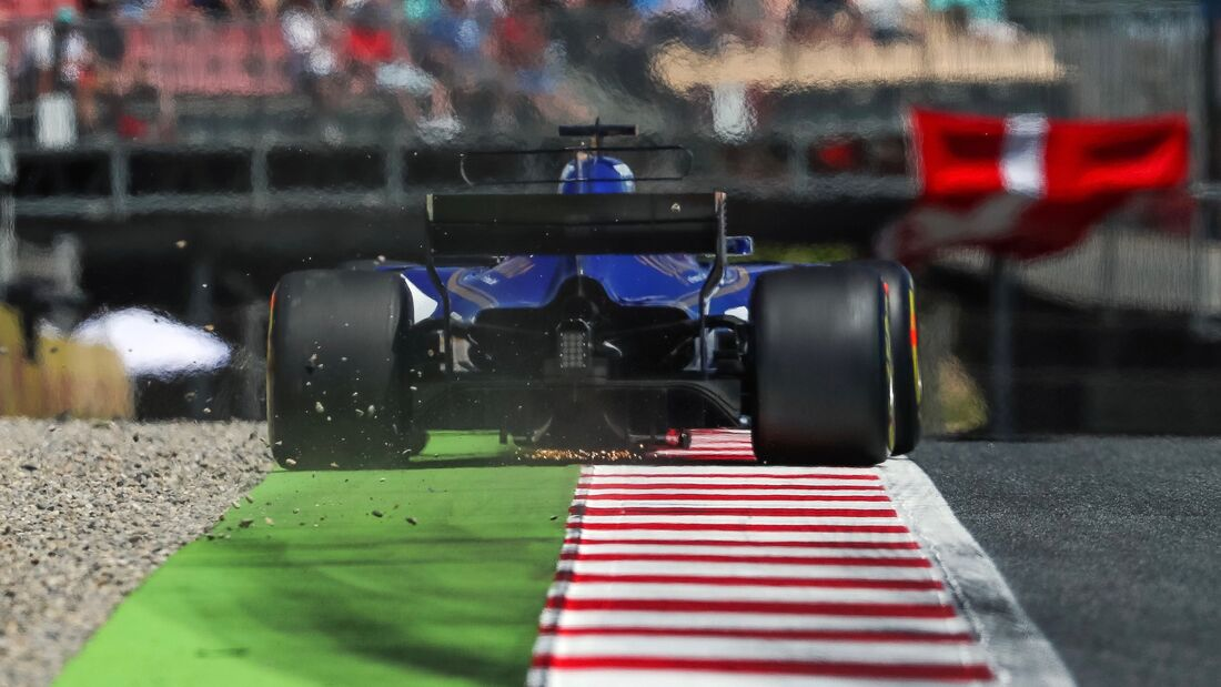 Sauber - Formel 1 - GP Spanien - 13. Mai 2017