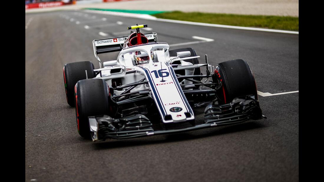 Sauber - Formel 1 - GP Spanien 2018