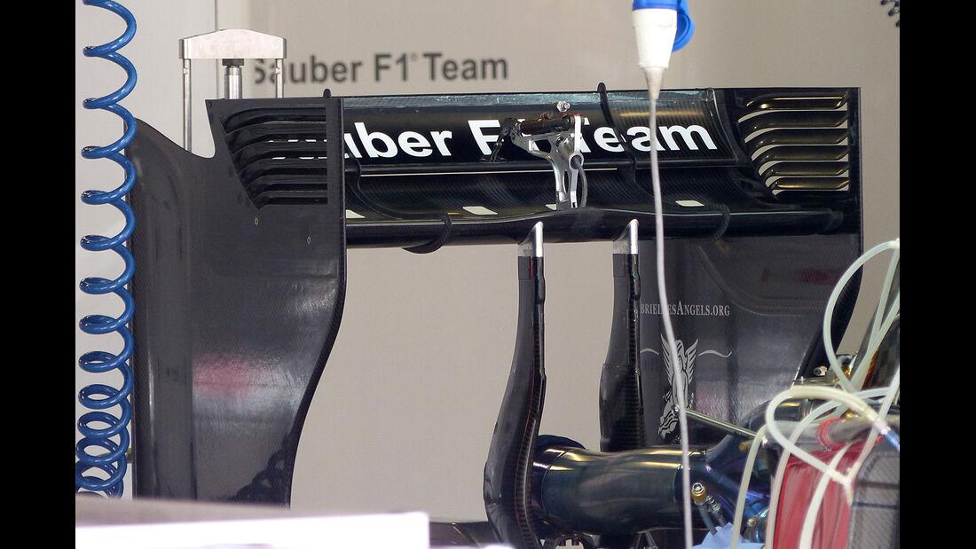 Sauber - Formel 1 - GP Spanien - Barcelona - 8. Mai 2014