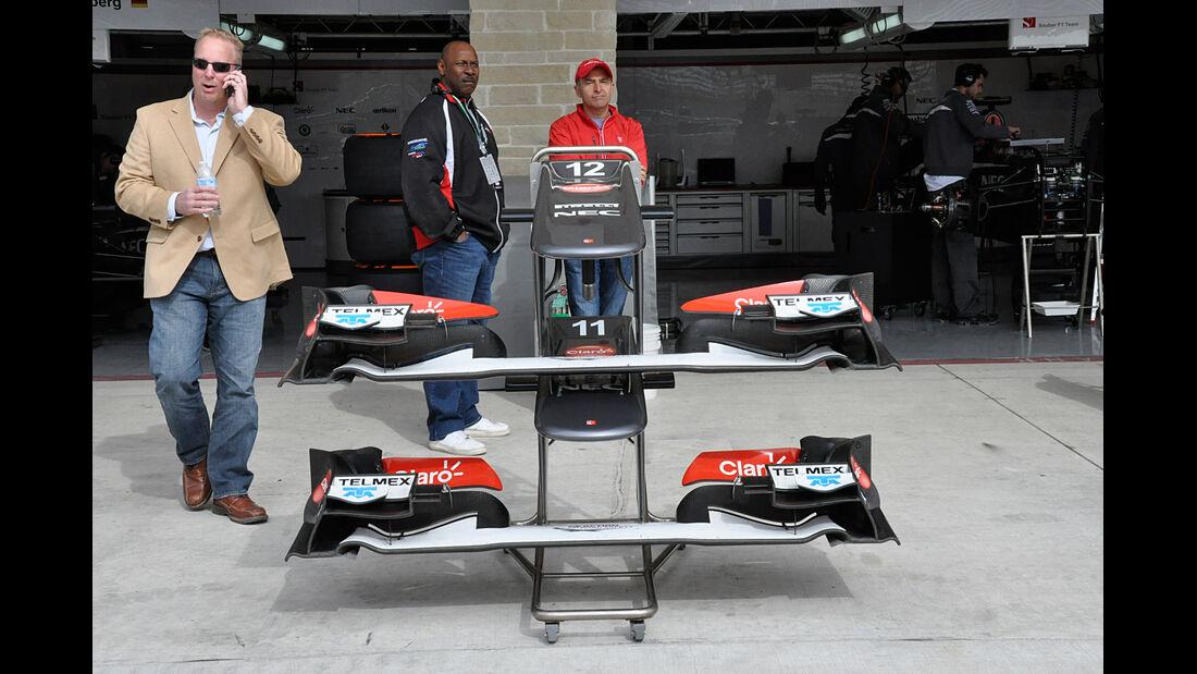Sauber - Formel 1 - GP USA - 14. November 2013