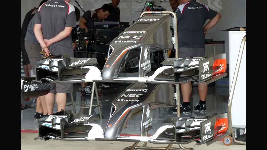 Sauber - Formel 1 - GP USA - 29. Oktober 2014