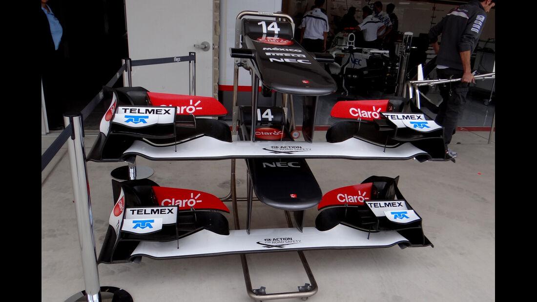 Sauber - Formel 1 - GP USA - Austin - 15. November 2012