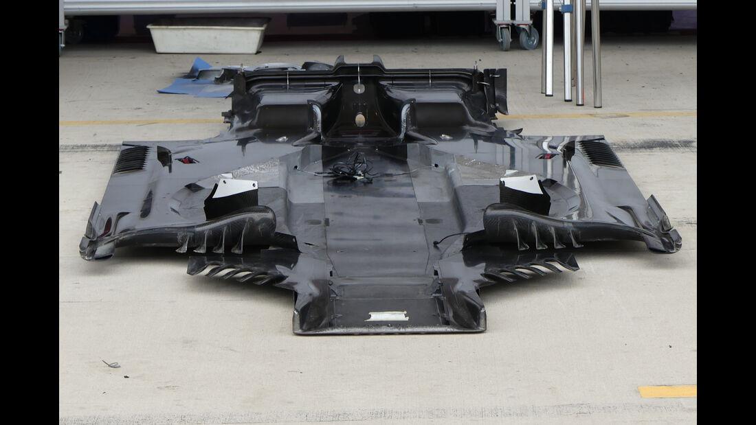 Sauber - Formel 1 - GP USA - Austin  - 17. Oktober 2018