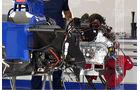 Sauber - Formel 1 - GP USA - Austin - 21. Oktober 2015