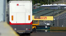 Sauber - Formel 1 - GP Ungarn - 20. Juli 2016
