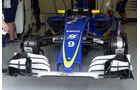 Sauber - Formel 1 - GP Ungarn - 23. Juli 2016