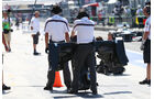 Sauber - Formel 1 - GP Ungarn - 26. Juli 2013