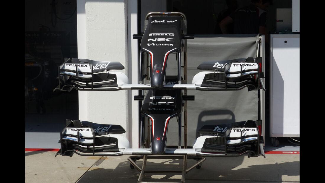 Sauber - Formel 1 - GP Ungarn - Budapest - 24. Juli 2014