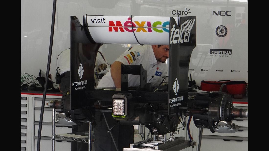 Sauber - Formel 1 - GP Ungarn - Budapest - 27. Juli 2012