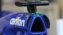 Sauber - Formel 1-Technik - F1-Test - Jerez - 2015