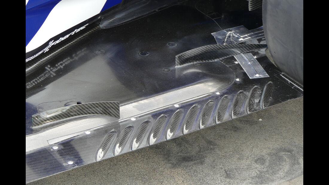 Sauber - Formel 1 - Technik - GP Australien 2017