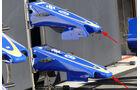 Sauber - Formel 1-Technik - GP Belgien / GP Italien - 2016
