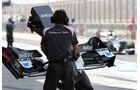 Sauber - Formel 1 - Test 1 - GP Bahrain 2014