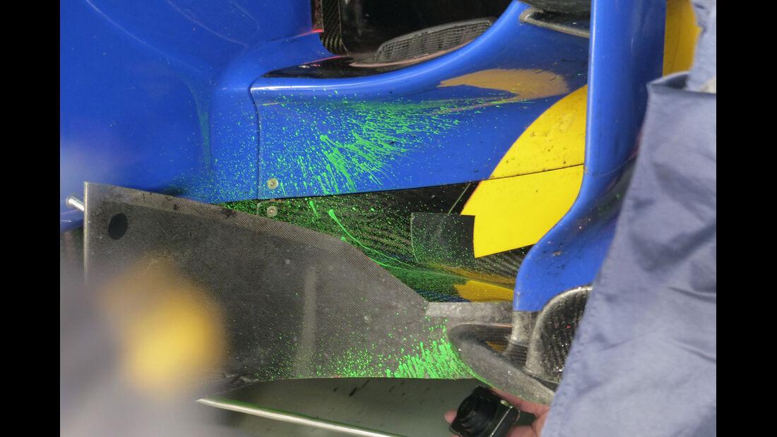 Sauber - Formel 1-Test - Barcelona - 1. März 2015