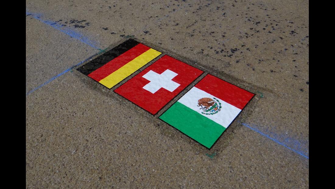 Sauber - Formel 1 - Test - Barcelona - 19. Februar 2013
