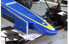 Sauber - Formel 1-Test - Barcelona - 19. Februar 2015
