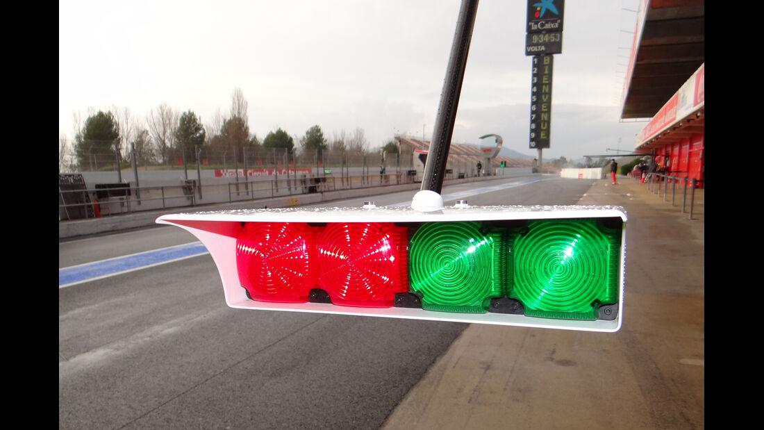 Sauber - Formel 1 - Test - Barcelona - 28. Februar 2013