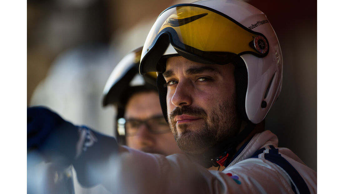Sauber - Formel 1-Test - Barcelona - 3. März 2016