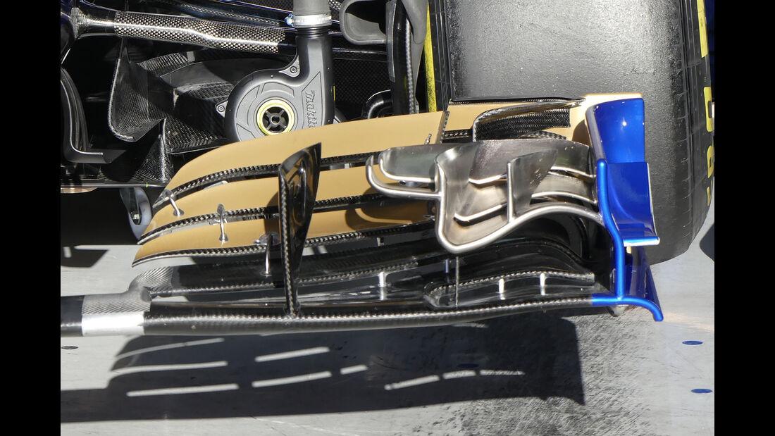 Sauber - Formel 1 - Test - Barcelona - 7. März 2017