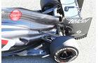 Sauber, Formel 1-Test, Jerez, 7.2.2013