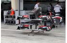 Sauber Frontflügel - Formel 1 - GP Bahrain - 18. April 2013