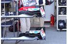 Sauber Frontflügel GP Japan 2012