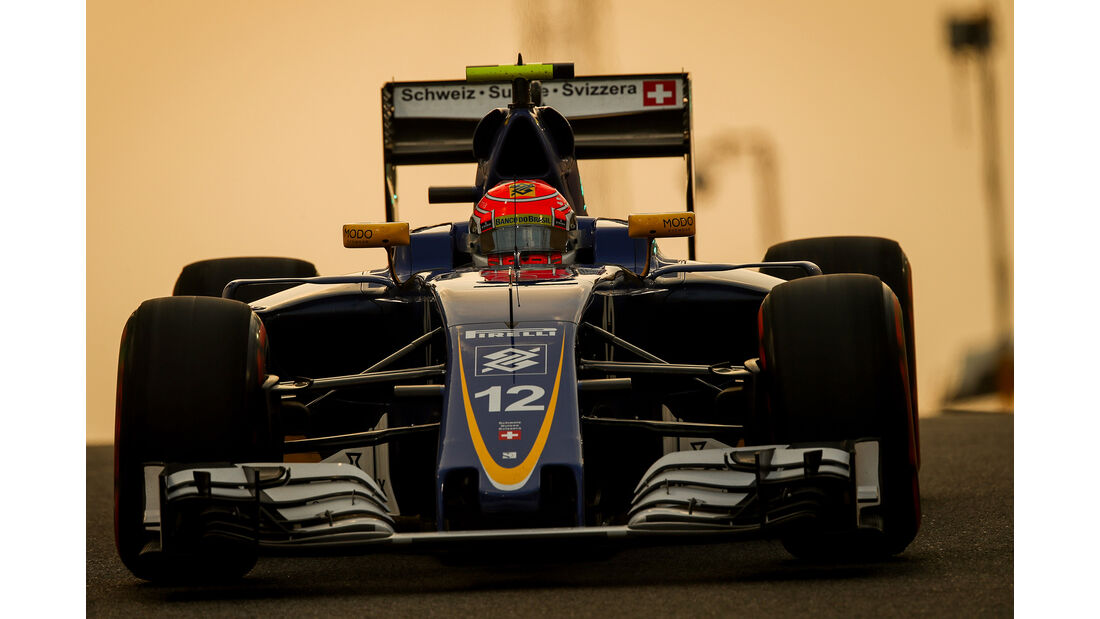 Sauber - GP Abu Dhabi 2016