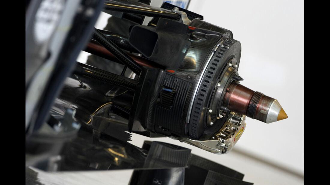 Sauber - GP Abu Dhabi - Freies Training - 11. November 2011