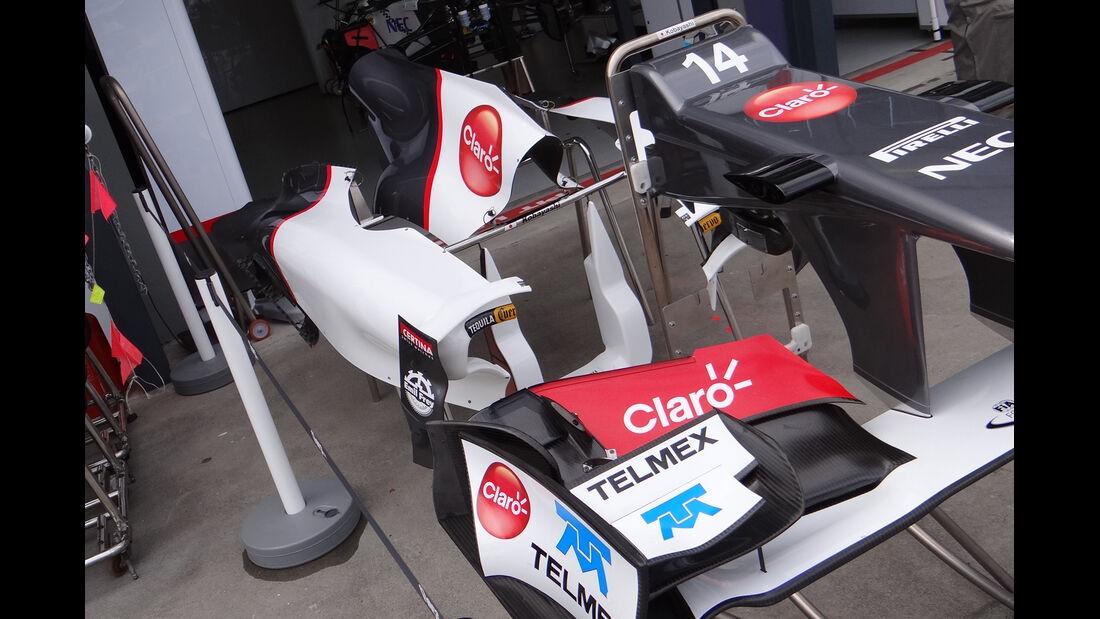 Sauber - GP Australien - 14. März 2012