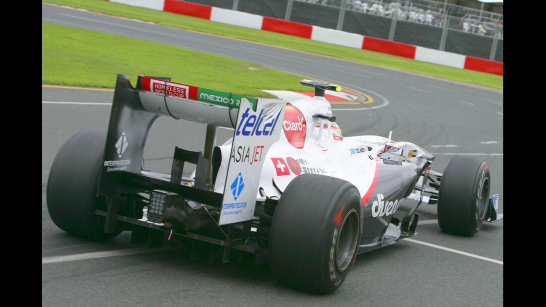 Sauber GP Australien 2011