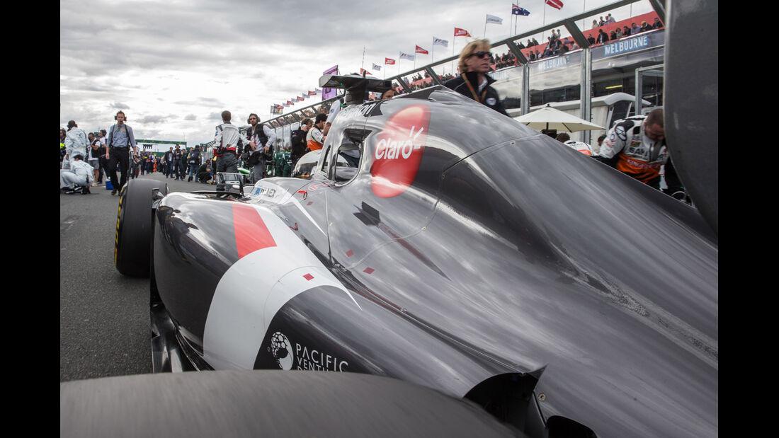 Sauber - GP Australien 2014