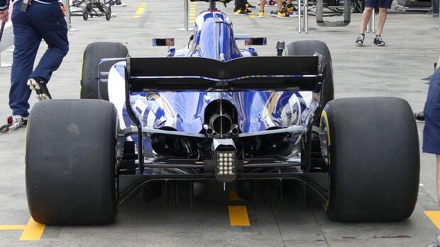 Sauber - GP Australien 2017