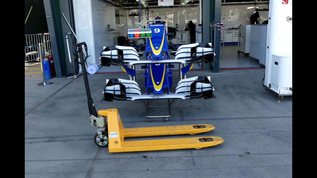 Sauber - GP Australien - Melbourne - 16. März 2016