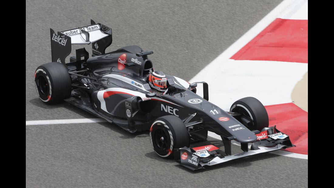Sauber GP Bahrain 2013