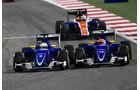 Sauber - GP Bahrain 2016