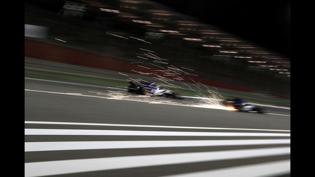 Sauber - GP Bahrain 2017 - Rennen