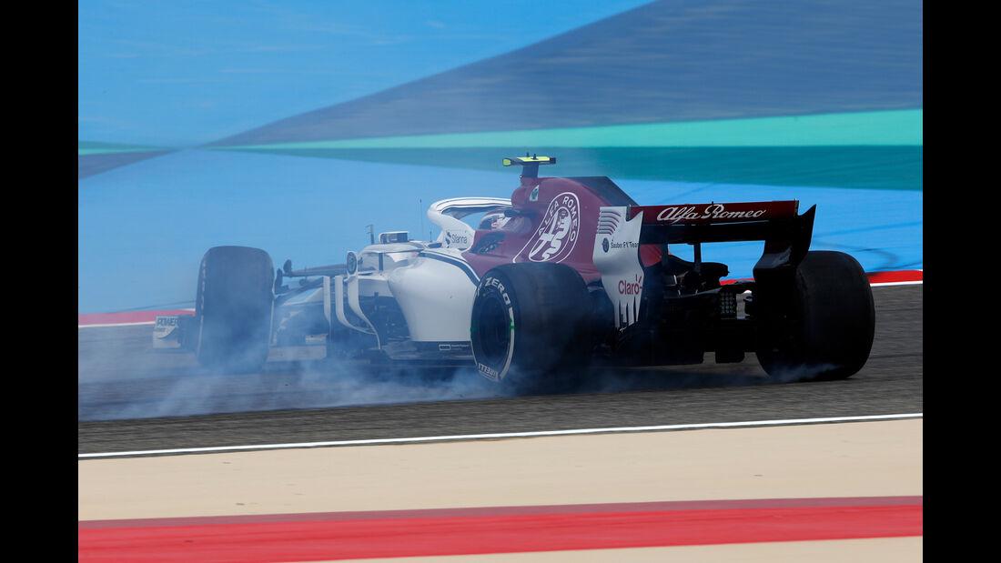 Sauber - GP Bahrain 2018