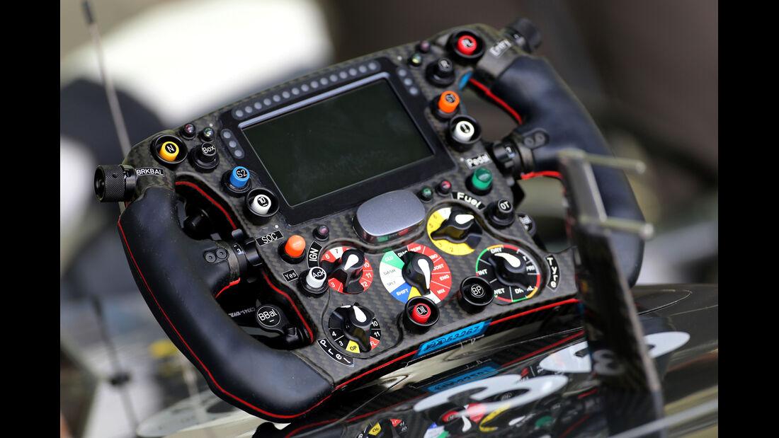 Sauber - GP Bahrain - Test 2 - 9. April 2014