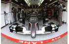 Sauber - GP Belgien 2014