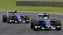 Sauber - GP Brasilien 2015