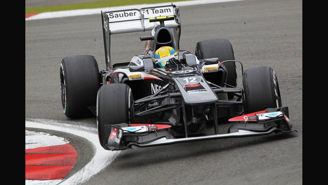 Sauber - GP Deutschland 2013