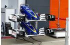 Sauber - GP England - Silverstone - Formel 1 - Donnerstag - 7.7.2016