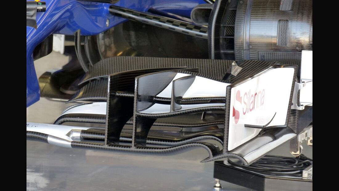 Sauber - GP England - Silverstone - Freitag - 3.7.2015