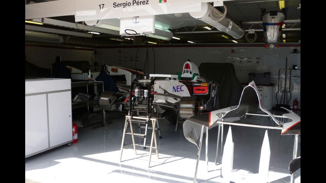 Sauber GP Europa 2011