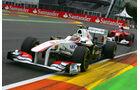 Sauber GP Europa Valencia 2011