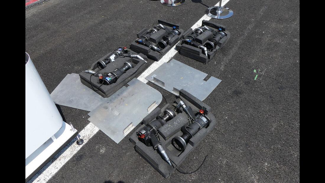 Sauber - GP Francreich - Le Castellet - Circuit Paul Ricard - 20. Juni 2018
